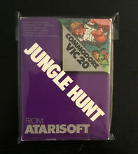 Jungle hunt gioco cartuccia raro