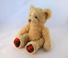 Walkers classic teddy bear plush