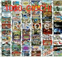 1000 giochi x 2ds 3ds new 3ds xl r4