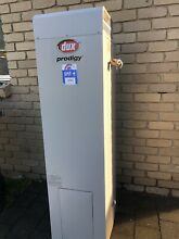 Gas hot water unit
