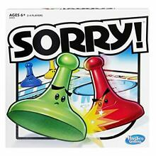 Sorry 2013 edition game