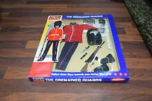 Action man carded the grenadier