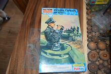 Action man officers carded panzer
