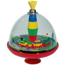 Panorama spinning top toy new