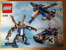 Lego creator 3 in 1 thunder wings