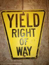 Orig old yield right of way