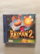 Rayman 2 the great escape pal multi