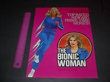 Kenner bionic woman abc prime time