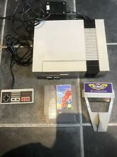 Nes console and games bundle micro