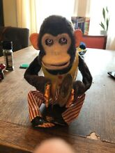 Japan musical jolly chimp toy story