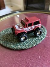 4 x 4 78 blood red renegade jeep