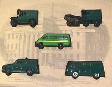 An post postal collection die cast