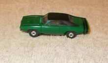 Tjet dark green charger slot car