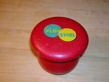 Tiddly winks game german wood
