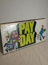Parker brothers 1975 pay day board