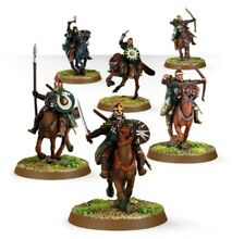 Middle earth riders of rohan x6