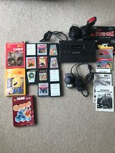 Console and 14 games bundle job lot