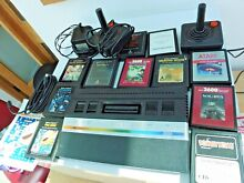 Console 11 games and joy sticks