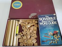 1953 scrabble selchow rughter co