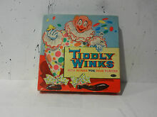 1958 tiddly winks game