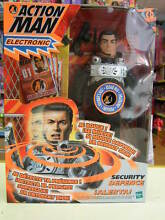 Action man security defence