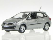 Renault clio estate grey diecast