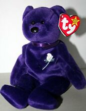 Princess the bear ty beanie baby