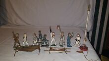 Us army navy lead soldier figures