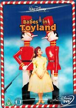 Dvd babes in toyland ray bolger