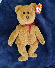 Ty beanie baby très rare ours