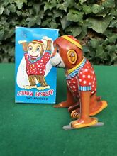Tinplate japan tinplate acrobat