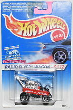 Hot wheels 1995 international card