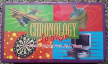 Chronology junior card game for all