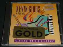 Kevin a piano for all seasons