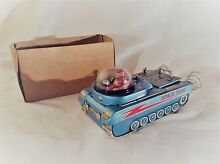 Space tank m 18 battery operated