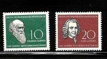 Germany ddr sc 388 389 mint never