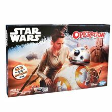 New hasbro operation star wars