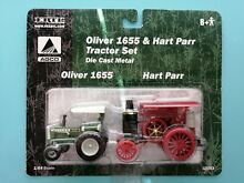 New oliver 1655 hart parr steam