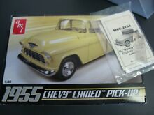 Amt 633 1955 chevy cameo pick up 1