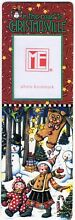 Pooch sweetheart photo bookmark on