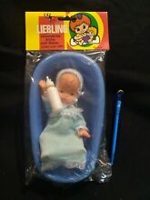 Liebling puppe doll eurasia toys