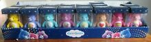 Collectable 3 flocked figures
