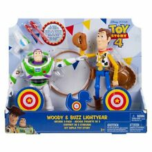 Toy story 4 woody and buzz