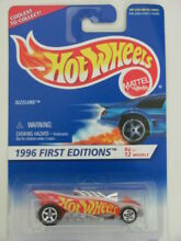 Hot wheels 1996 first editions 8 12