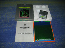 Hyper chase boxed mb retro game