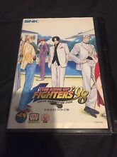 King of fighters 98 kof complete