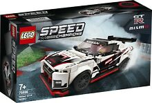 Speed champions 76896 nissan gt r