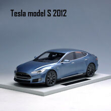 Limited 1 18 car model gray model s