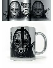 Taza metálica death eater