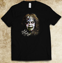 The exorcist ghost t shirt horror